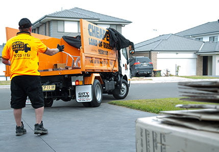 residential rubbish removal
